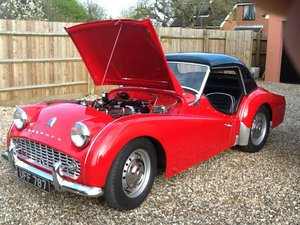 1959 Triumph TR 3a For Sale