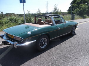 1976 Triumph Stag Original  For Sale