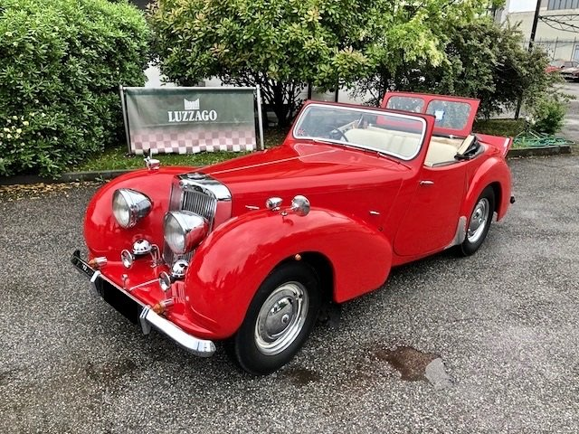1949 Triumph - 2000 Roadster RHD For Sale (picture 1 of 6)