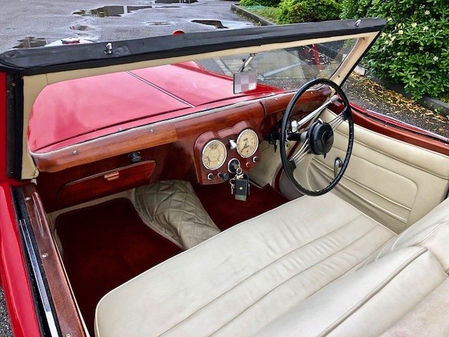 1949 Triumph - 2000 Roadster RHD For Sale (picture 4 of 6)