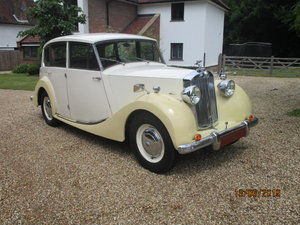 1954 Triumph Renown TDC (Card Payments Accepted & Delivery) SOLD