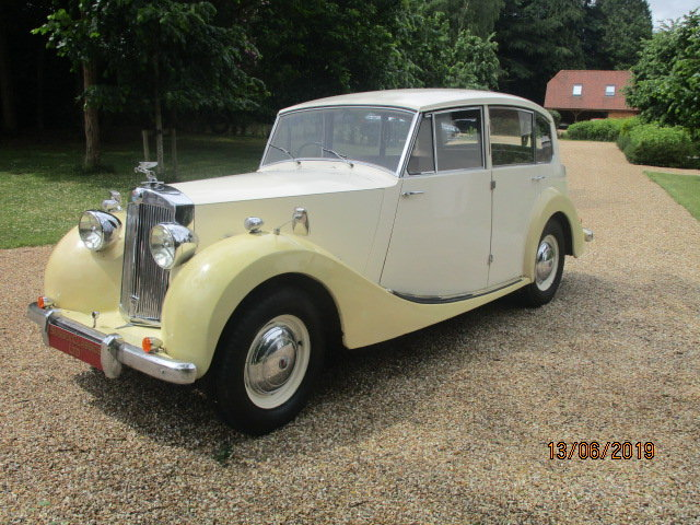 1954 Triumph Renown TDC (Card Payments Accepted & Delivery) SOLD (picture 2 of 6)