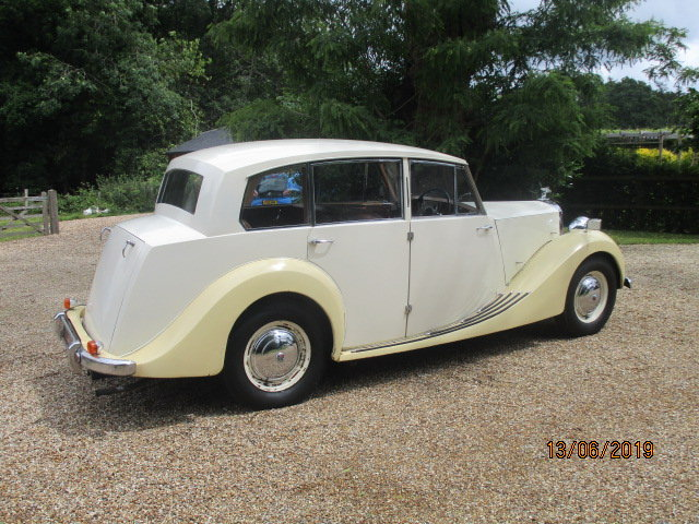1954 Triumph Renown TDC (Card Payments Accepted & Delivery) SOLD (picture 4 of 6)