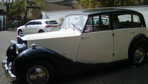 1954 triumph renown ex wedding car or great classic For Sale