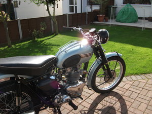 1956 Triumph TROPHY For Sale