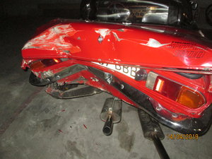 1976 Triumph Spitfire for spares or rebuild. For Sale
