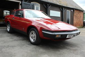 "1976/R TRIUMPH TR7 ""AN EARLY 4 SPEED CAR"" For Sale"