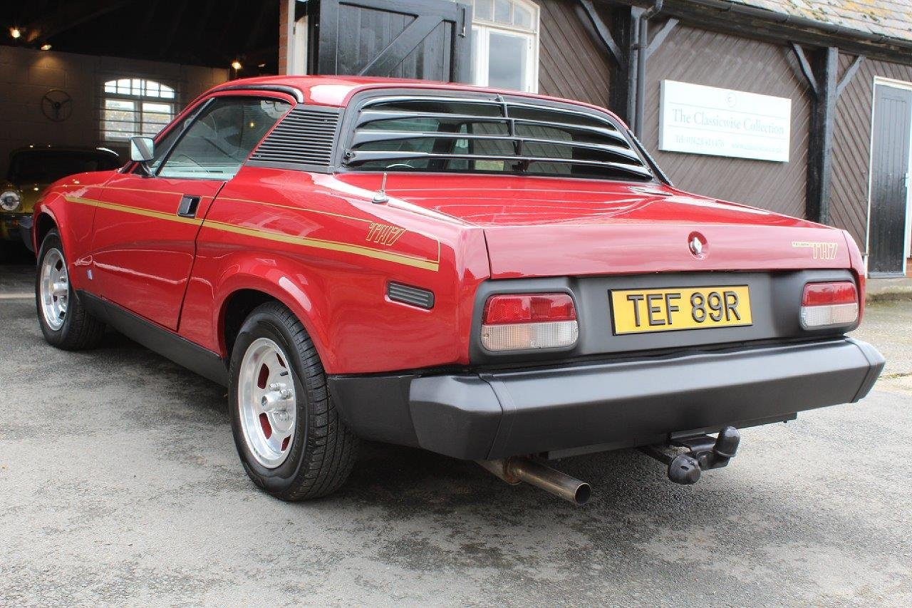 1976/R TRIUMPH TR7  SOLD (picture 4 of 6)