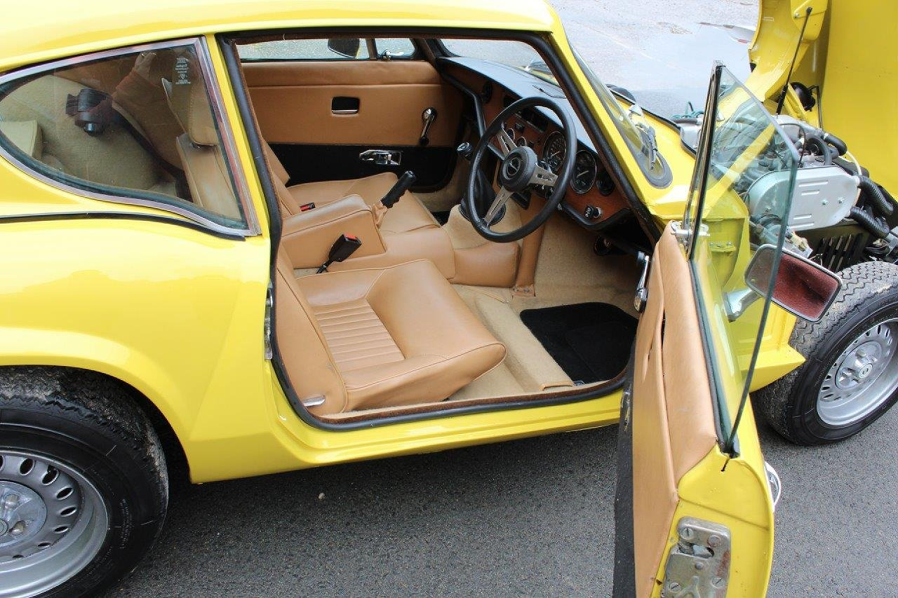 1974/M TRIUMPH GT6 MANUAL O/D  For Sale (picture 6 of 6)