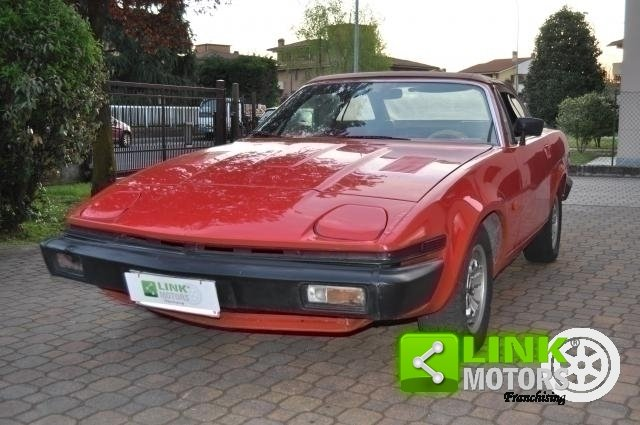 1980 Triumph TR7 Cabrio For Sale (picture 1 of 6)