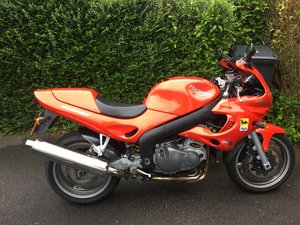 2002 Triumph sprint 955i For Sale