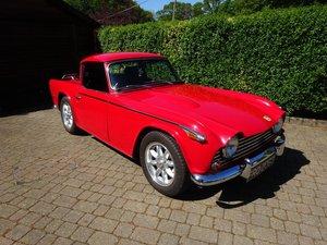 1968 Triumph TR5 - Fully rebuilt