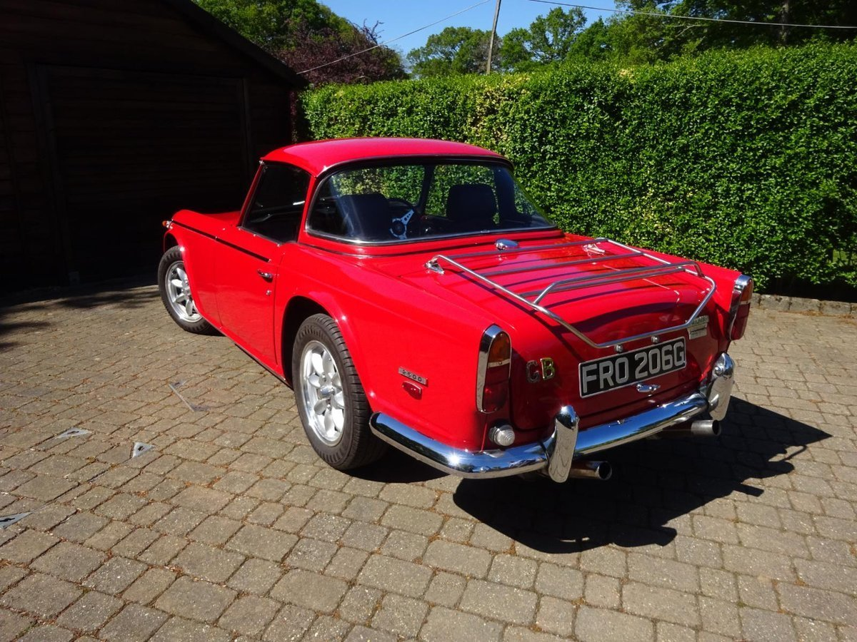 1968 Triumph TR5 - Fully rebuilt For Sale (picture 2 of 6)