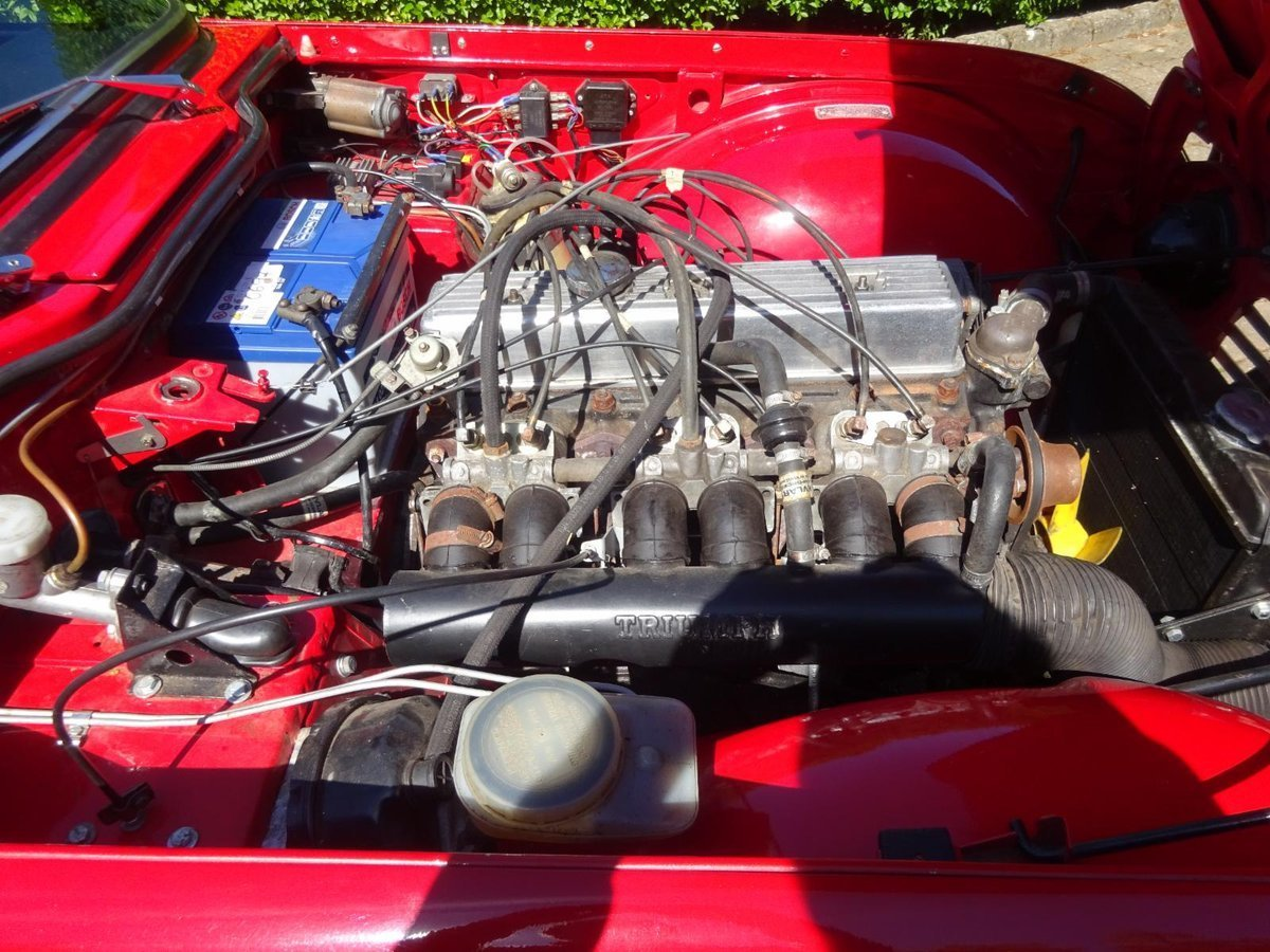 1968 Triumph TR5 - Fully rebuilt For Sale (picture 5 of 6)