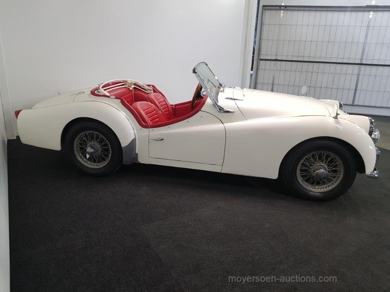 Triumph TR3 1960  For Sale by Auction (picture 2 of 6)