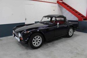 1967 Triumph TR4 restored For Sale