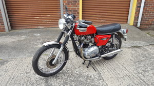 1980 Triumph T140 Bonneville SOLD