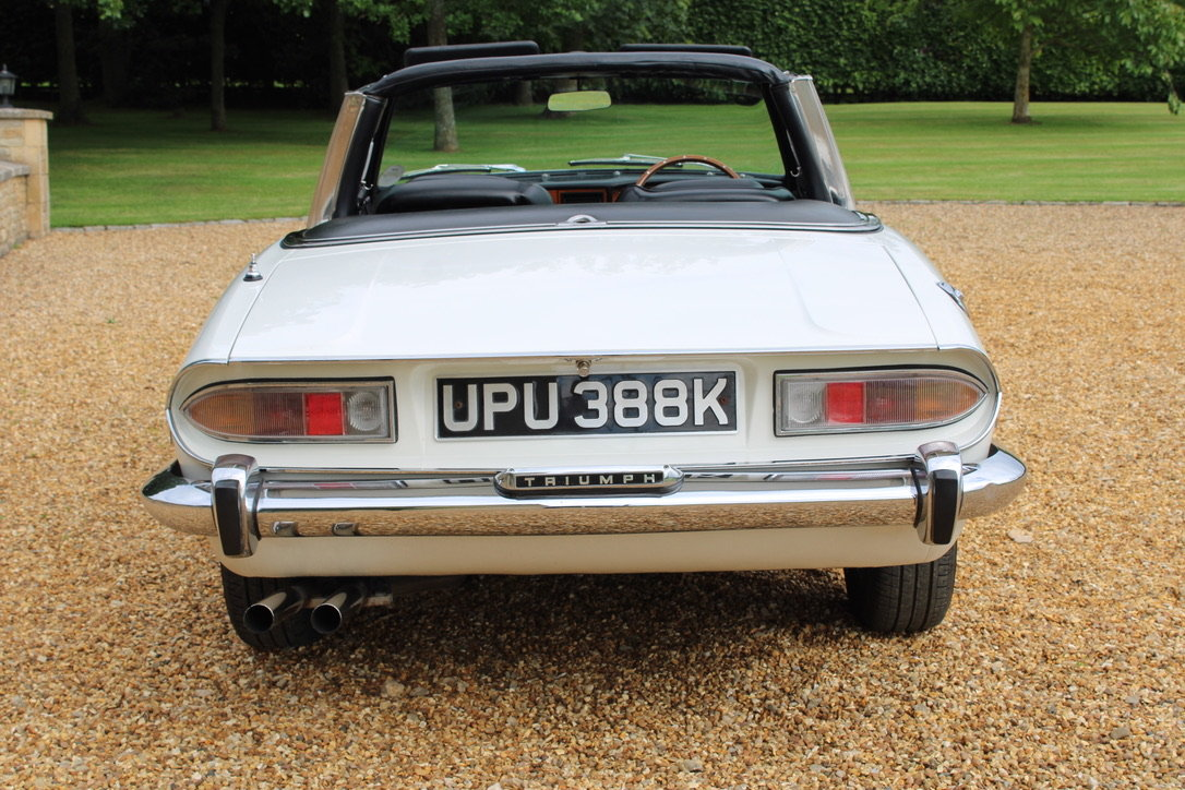 1972 TRIUMPH STAG MANUAL - £19,950 For Sale (picture 2 of 12)