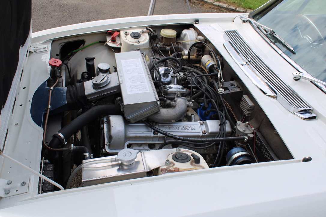 1972 TRIUMPH STAG MANUAL - £19,950 For Sale (picture 5 of 12)