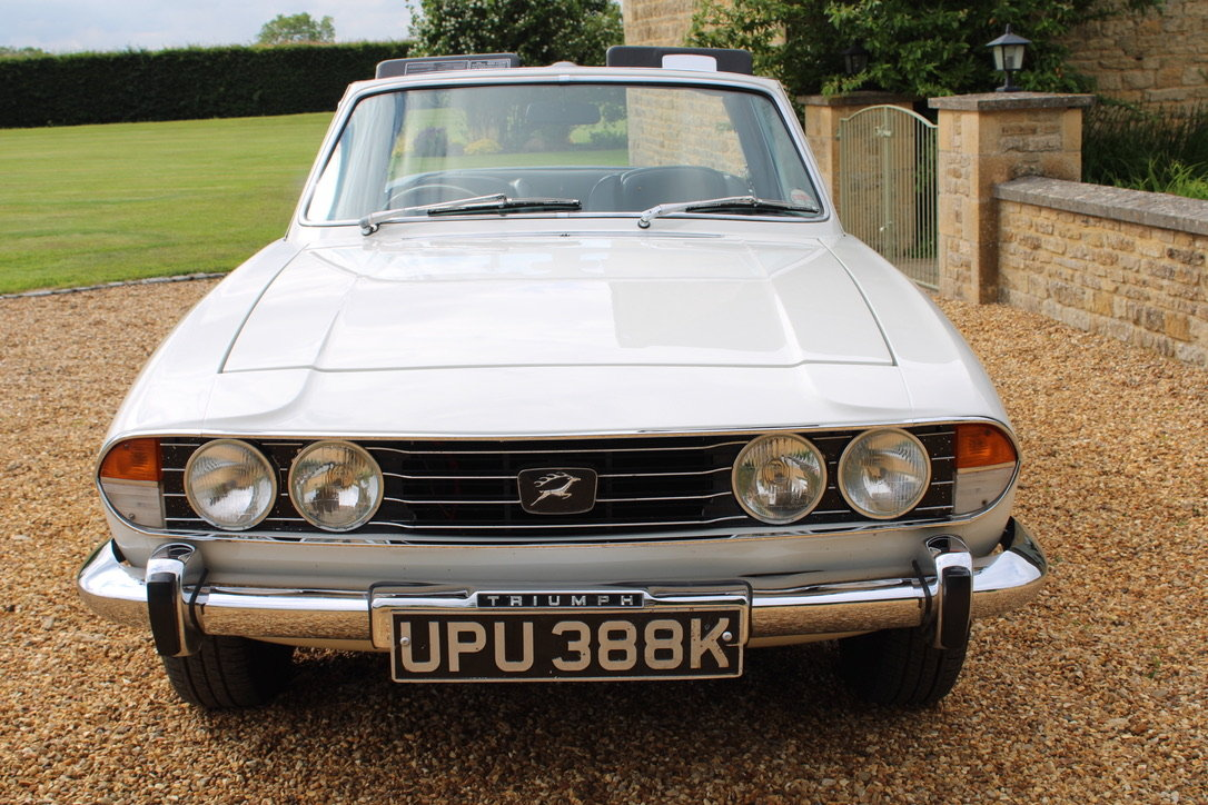 1972 TRIUMPH STAG MANUAL - £19,950 For Sale (picture 7 of 12)