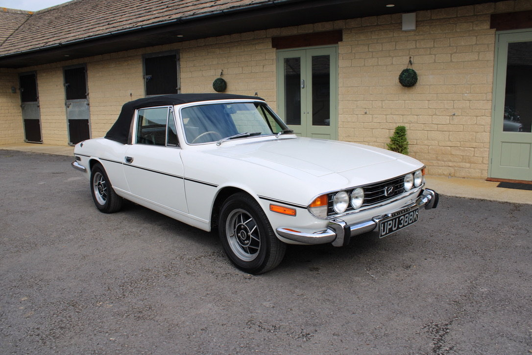 1972 TRIUMPH STAG MANUAL - £19,950 For Sale (picture 9 of 12)