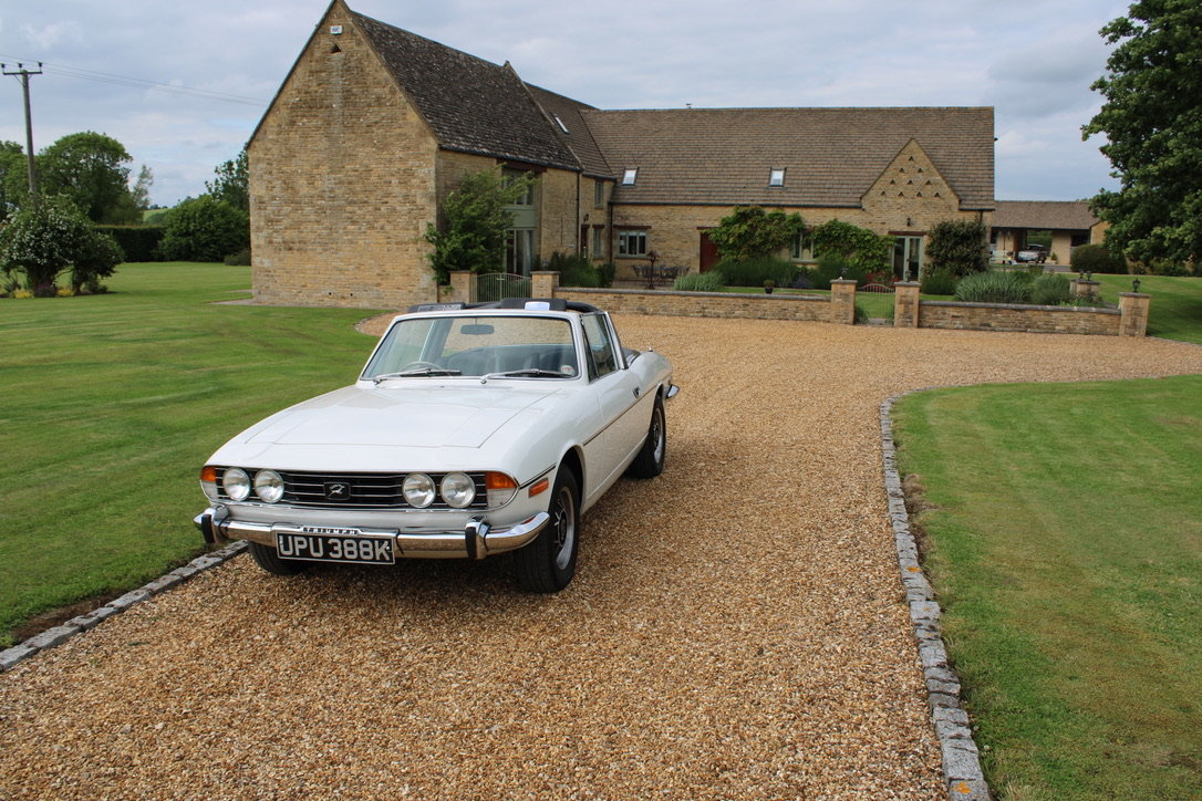 1972 TRIUMPH STAG MANUAL - £19,950 For Sale (picture 10 of 12)