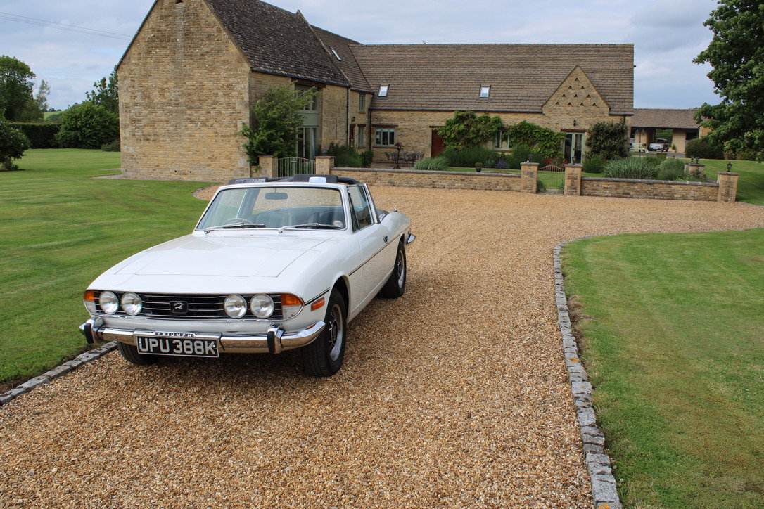 1972 TRIUMPH STAG MANUAL - £19,950 For Sale (picture 11 of 12)