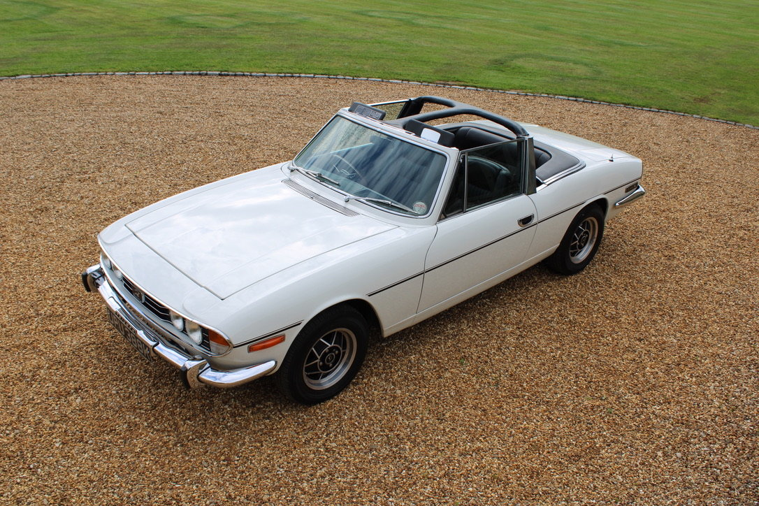 1972 TRIUMPH STAG MANUAL - £19,950 For Sale (picture 12 of 12)