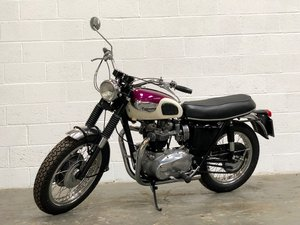 Picture of 1968 Triumph T120 TT Bonny Styling  SOLD