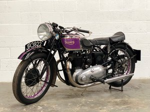 1935 Vintage Triumph 5/5 500cc OHV Twin Port SOLD