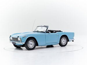 1965 TRIUMPH TR4A IRS For Sale