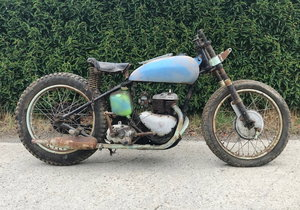 1964 Triumph - TRW   500cc 2yllinder project For Sale