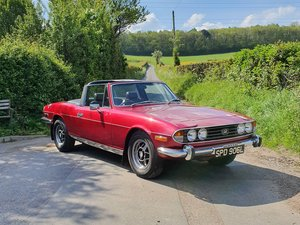 1974 1972 Triumph Stag - Immaculate - 35000 For Sale