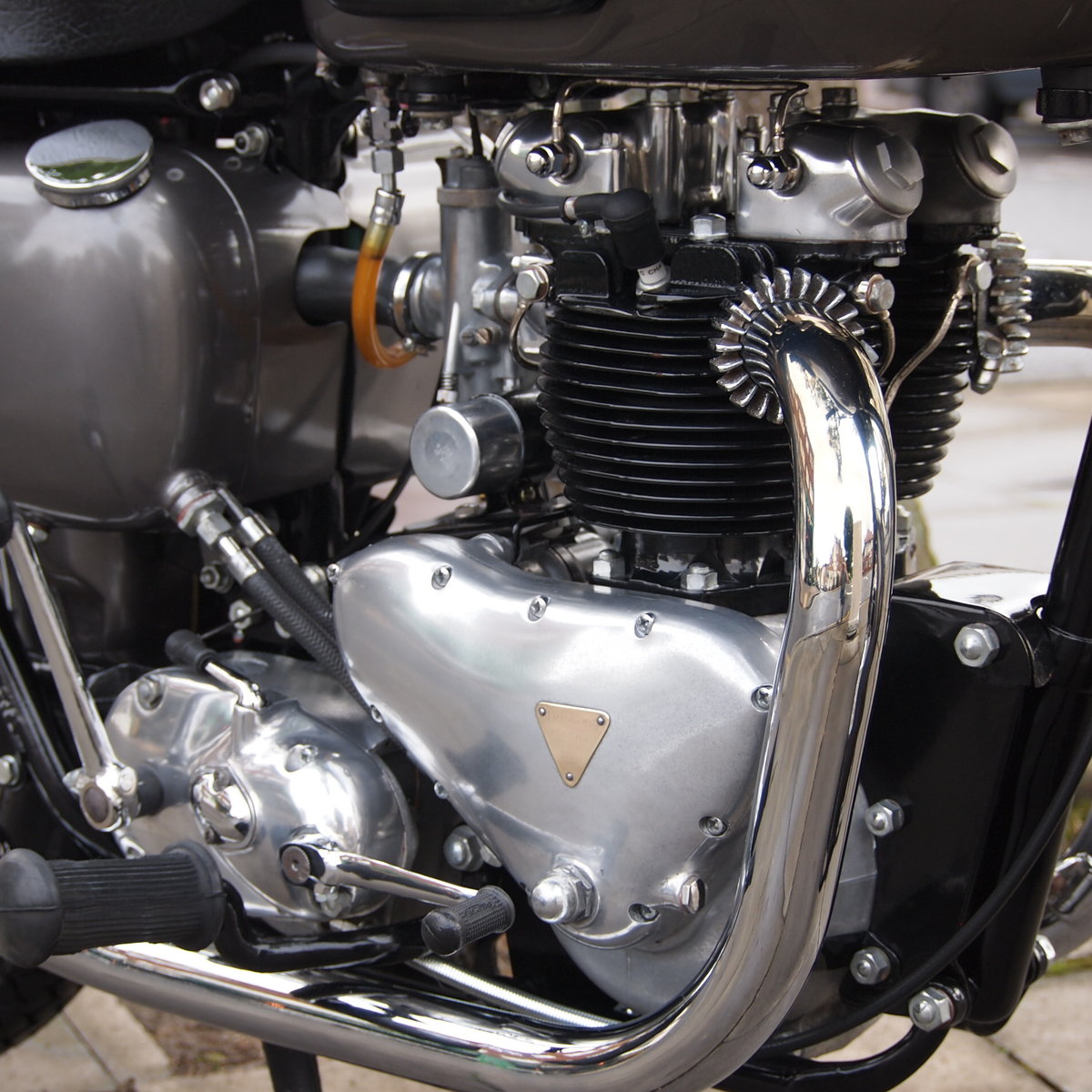 1959 6T 650 Thunderbird, Fully Rebuilt to perfection. SOLD (picture 2 of 6)