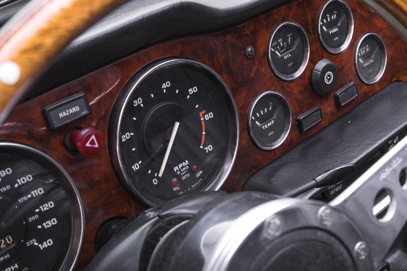 1974 Triumph TR6 SOLD (picture 3 of 6)