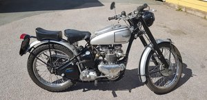 1950 triumph tr5t tr5 trophy  For Sale