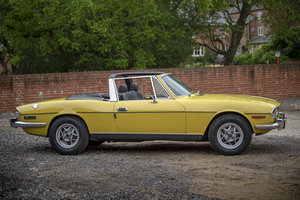1974 Triumph Stag - Solid Car - on The Market For Sale by Auction