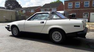 1980 Triumph TR7 Drophead SOLD