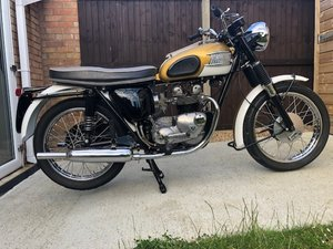 1963 Classic Bike **Free Tax And Mot** For Sale