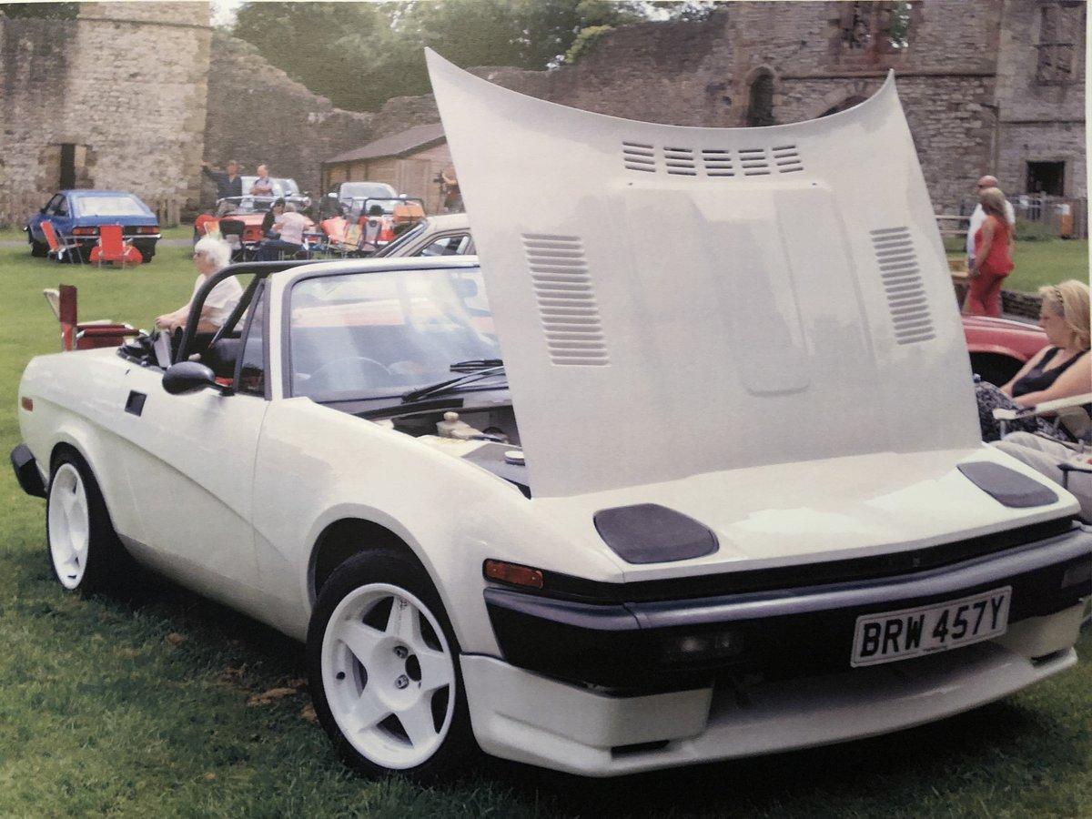 1982 Race Prepared Triumph TR7 DHS V8 Conversion SOLD (picture 3 of 6)
