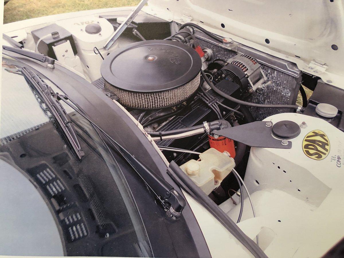 1982 Race Prepared Triumph TR7 DHS V8 Conversion SOLD (picture 4 of 6)