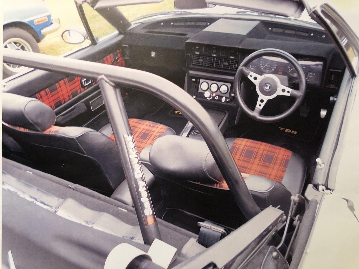 1982 Race Prepared Triumph TR7 DHS V8 Conversion SOLD (picture 5 of 6)