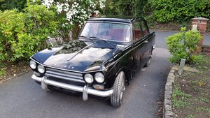 1969 Triumph Vitesse MKII saloon - project For Sale