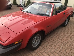 1982 Triumph TR7 Convertible For Sale