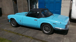 Triumph Spitfire MK 1V 1971 PROJECT For Sale