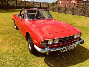 1973 Triumph Stag Mk2 Manual 2.5TC Super Condition For Sale