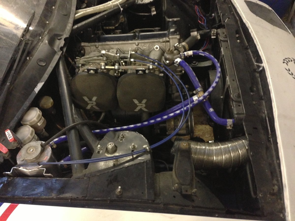 Triumph TR7 1977 Race / Rally car For Sale (picture 5 of 6)