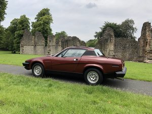 1982 Triumph TR7 Webasto Roof, 2.0 litre For Sale
