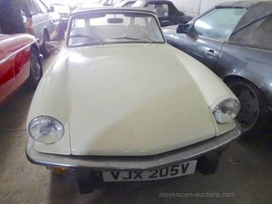 1979 TRIUMPH Spitfire (rhd)  For Sale by Auction