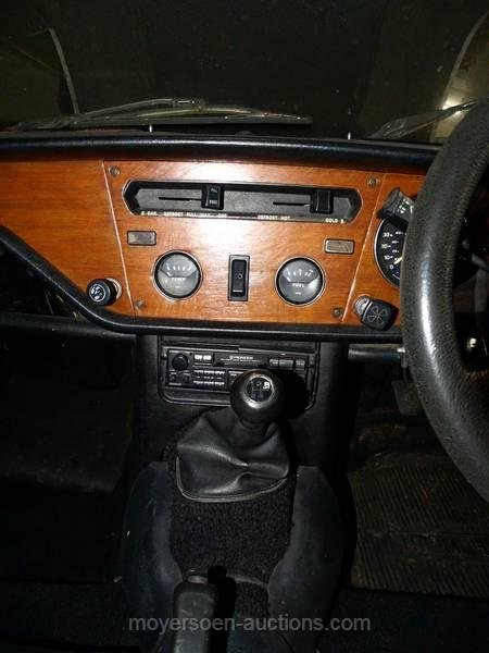 1979 TRIUMPH Spitfire (rhd)  For Sale by Auction (picture 6 of 6)